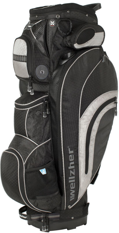 wellzher Blake golf cart bag
