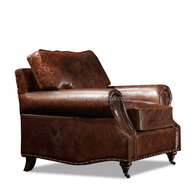 Durable lowest price leisure antique upholstery classic sofa furniture