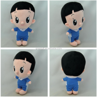 Custom cartoon gift big head boy super soft plush doll Cartoon character dolls children gifts cute decorate novelty toy