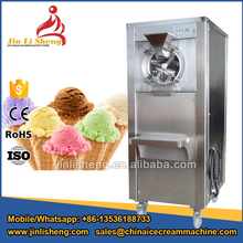 Big Capacity Commercial Equipment Gelato Ice Cream Batch Freezer For Making Italian Ice Cream Hard And Sorbet