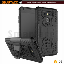 For LG G6 Case, 2 in 1 Hybrid Armor Case With Stand For LG G6