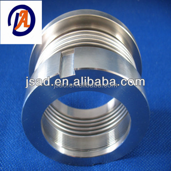 Flow Temperature Stainless Steel Compensator Bellow