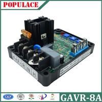 Generator spare parts GAVR 8A for brushless alternator