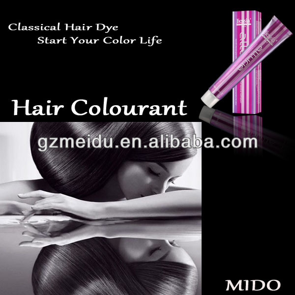 MIDO hot sale magic hair color balmy hair tint