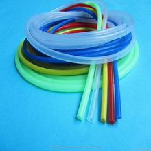 flexible silicone varnish tube/high temperature silicone hose/soft silicone tubing