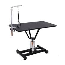 Pet Grooming Table, Adjustable Dog grooming Table with Wheels
