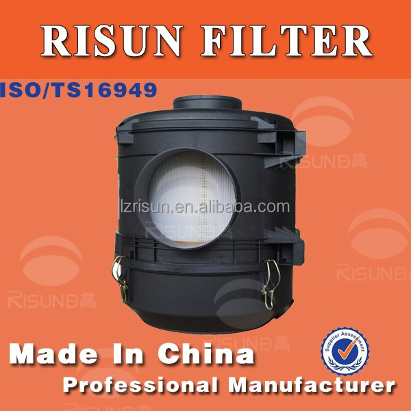 Plastic housing Air filter M3 for Air compressor DONGFENG FAW truck