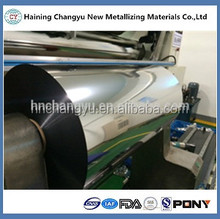 new product custom Multiple Extrusion Processing aluminum metallized film for food packing