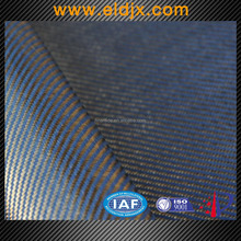 Carbon fiber cloth colorful carbon fiber fabric with colored for decoration