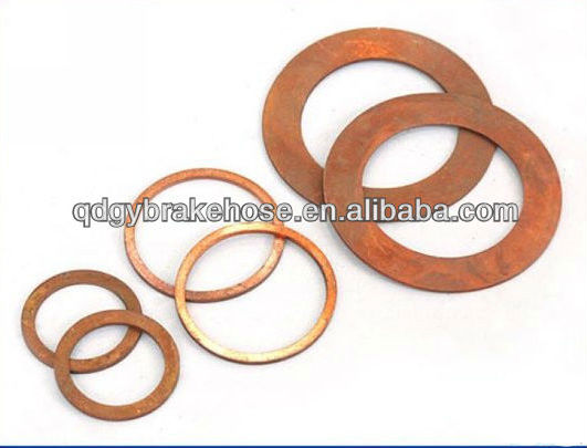 copper washer rings