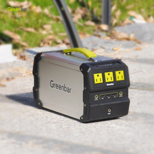 220v AC battery pack supply station charger ess portable solar