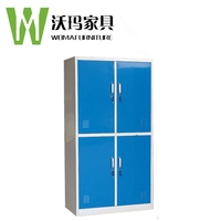 Home Metal Bedroom Wardrobe Designs Cheap Wardrobe Closet Hotel Wardrobe for small room