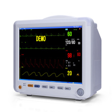 portable medical device etco2 monitor patient ambulance monitor patient