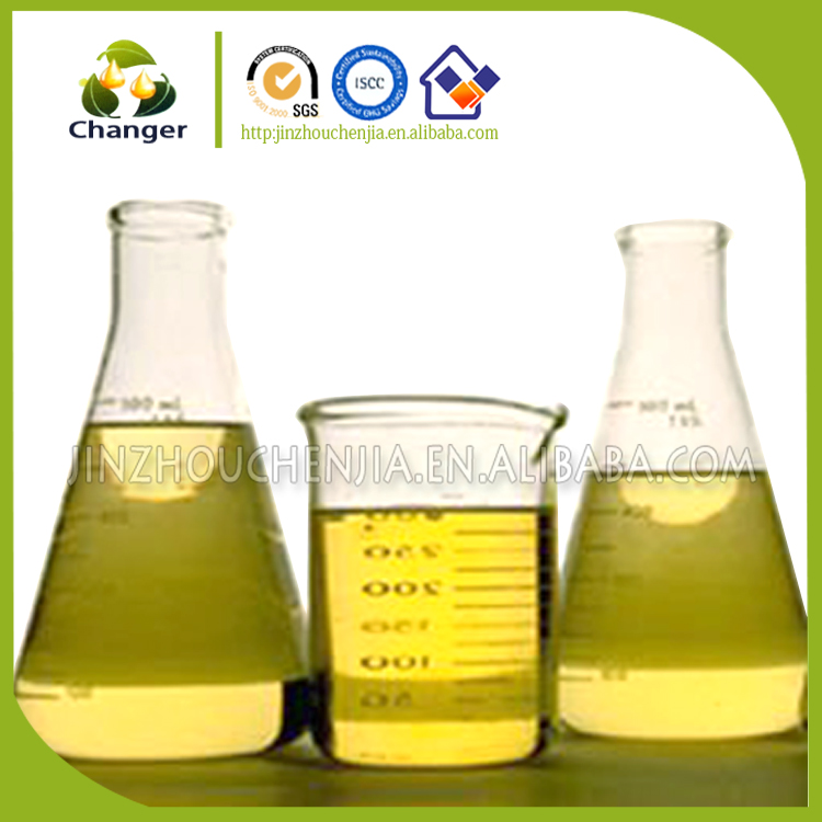 light yellow used cooking oil for bio diesel with good quality