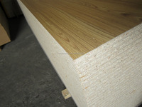 melamine particle board from kunpeng wood for kitchen cabinet
