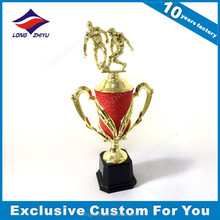 Free mould golden champions league football trophies