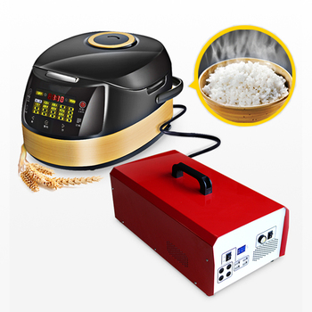 Whole House 220V 1000W Portable Solar Power Generator Running Solar Power System
