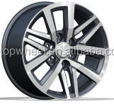 Hot sales replica alloy wheels 17 18 20 22 inch replica wheel for TOYOTA HILUX rims wheels
