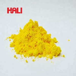 fluorescent powder,phosphorescent pigment,item:HLP-8012,color:golden yellow