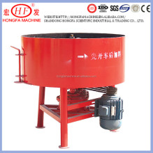 Hongfa pan mixer / concrete pan mixing plant / cement pan mixing machine JQ500 JQ350 for sale price