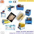 Factory Sale Price Bamboo Process Equipment Toothpick Making Machine