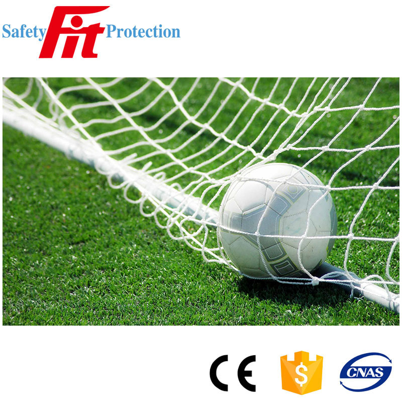 High quality and functional nylon football safety net for sale