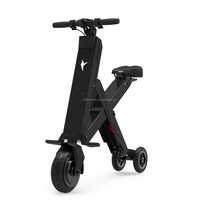 250W motor smart drifting scooter folding cheap electric 3 wheel scooter electrico