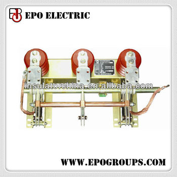 12kv indoor earthing isolation switch