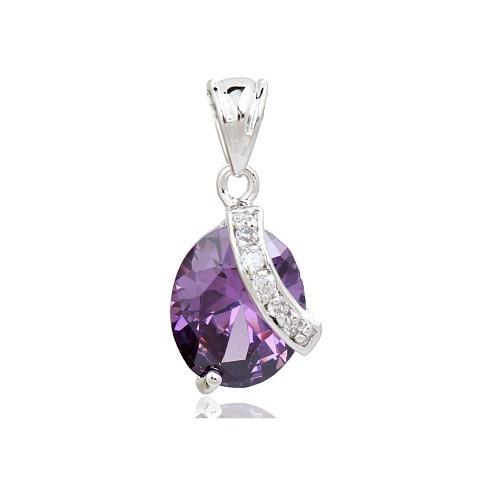 P101210-4 opal fashion earring jewellery new crystal horse pendant
