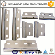 custom service china hot sale furniture bed bracket hardware stamping
