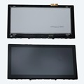 "15.6"" 4K LCD LTN156FL02-L01 Touch Screen Assembly For Lenovo Y50-70 With Frame"