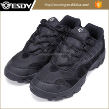 ESDY Military Tactical hiking shoes outdoor boots man boot shoes Black