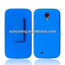 PC Combo Swivel Holster Stand Clip Phone Case for Samsung Galaxy S4 i9500