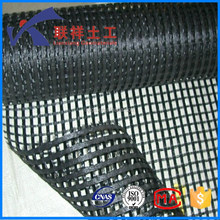 50*50KN, Fiberglass Reinforcement Geogrid For Road Construction Material