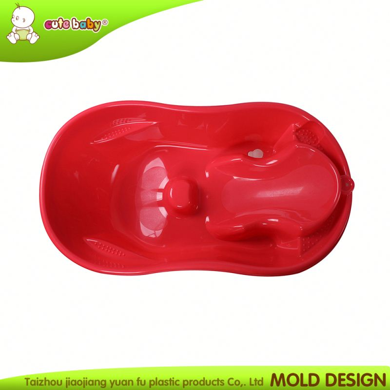 2016 the beautiful design of plastic children baby sitting and lying high quality baby bath tub baby tube sex