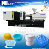 Plastic Box / cup Making Machine / Plastics Injection Machine