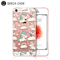 For iPhone SE design custom phone case for iphone 5 case soft gel