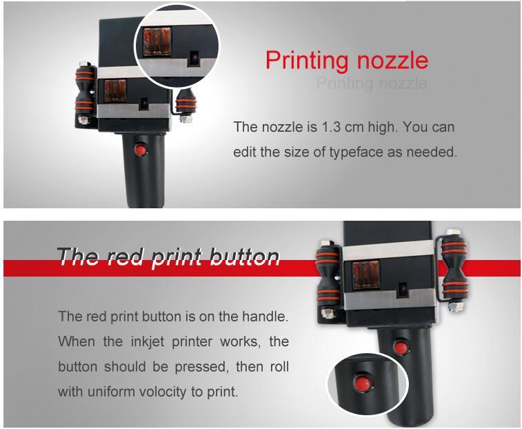 TIJ тепловой промышленности струйный принтер завод поставщик в Китае