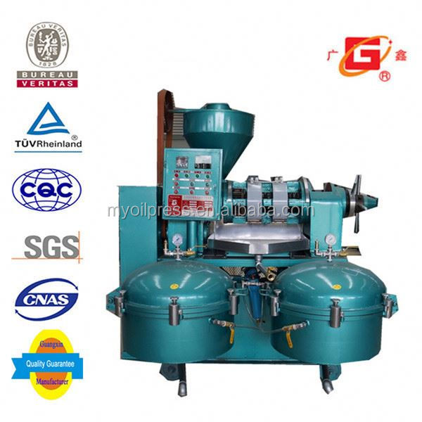 High Benefit steel iron metal cactus seed oil extruder closed loop extraction
