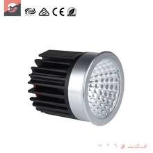 Sunflower lens sharp COB MR16 6W LED light