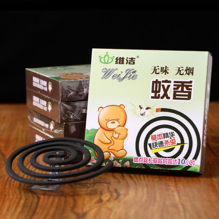 most popular china smokeless mosquito&fly repellent coil used in house&office