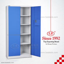 Cheap price office used steel cupboard metal storage cupboard for documents