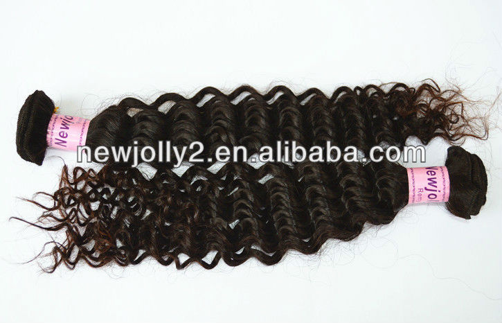 Deep weave 100% sensational and hot selling with best quality natural hair weaving