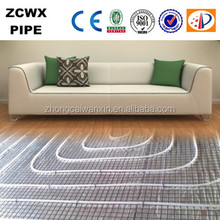 reliable good pert floor heating pipe