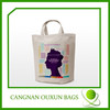 Hot sale cheap custom cotton shopper