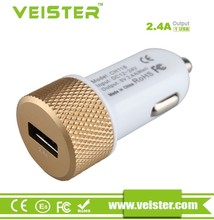 5V2.4A Custom USB Car Adapter for Blackberry