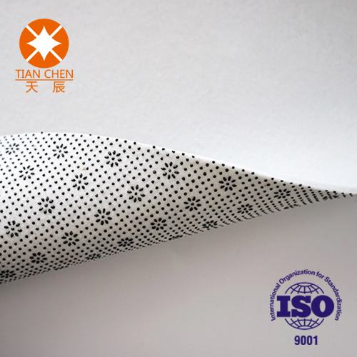 Round Dotted Nonwoven Fabric for Carpet