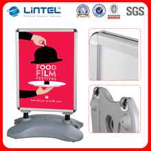 Chinese supplier aluminum frame poster board