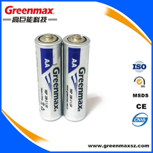 super heavy duty Zinc Carbon AA/R6P/UM3/1.5V Battery