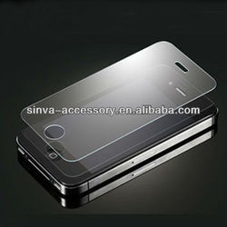 Original Supplier High Quality Anti Scratch Tempered Glass Screen Protector For iphone4/4S